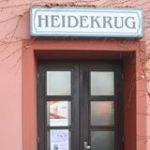 Eingang Heidekrug
