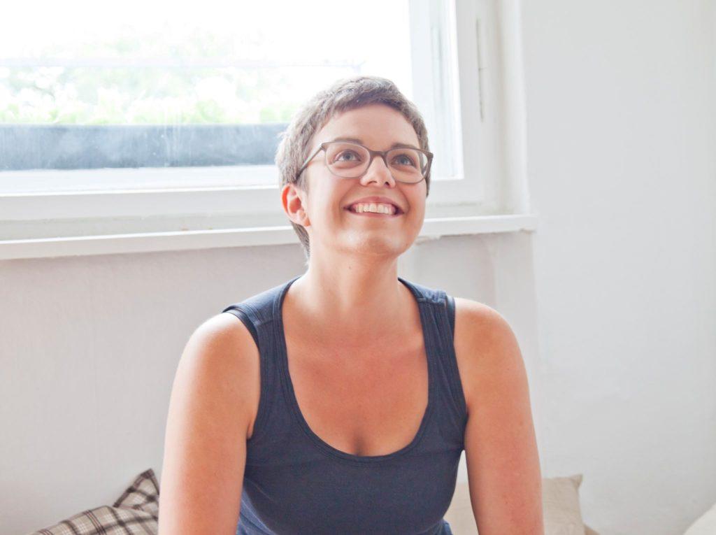 Lea Schneider. Foto: Jasmin Oertel