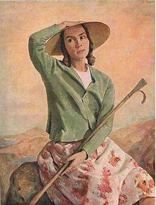 Hugo Kunz (1884–1938): Porträt Ruth Schaumann